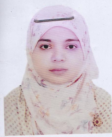 Nasrin Sultana Sharmeen