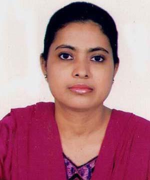 Shalina Ahmed